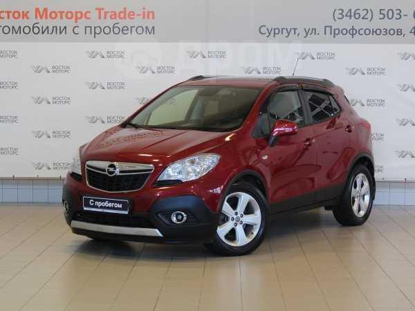 Opel Mokka, 2014 год, 690 000 руб.