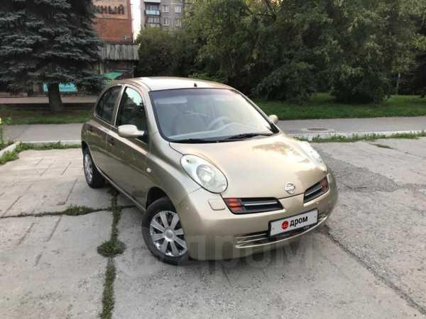 Nissan Micra, 2004 год, 279 000 руб.