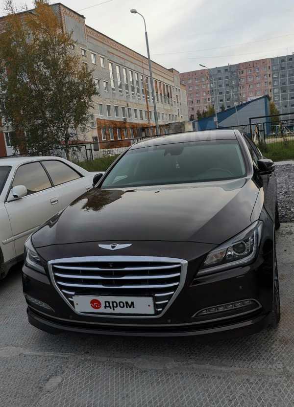 Hyundai Genesis, 2014 год, 1 550 000 руб.
