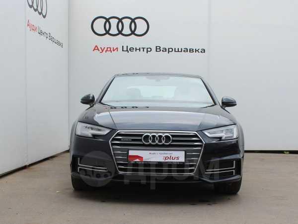 Audi A4, 2017 год, 1 852 000 руб.