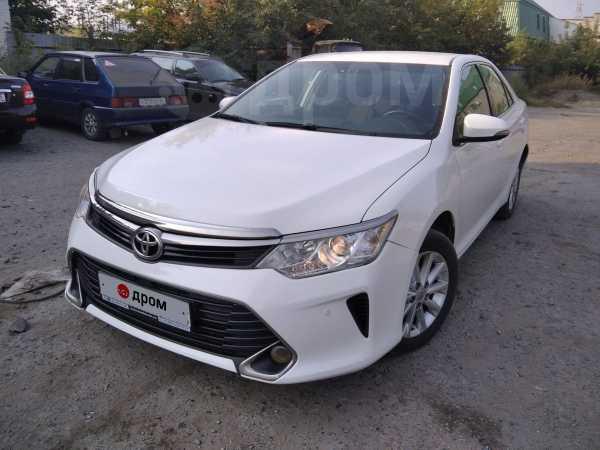 Toyota Camry, 2016 год, 1 030 000 руб.