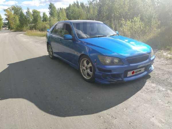Toyota Altezza, 1998 год, 310 000 руб.