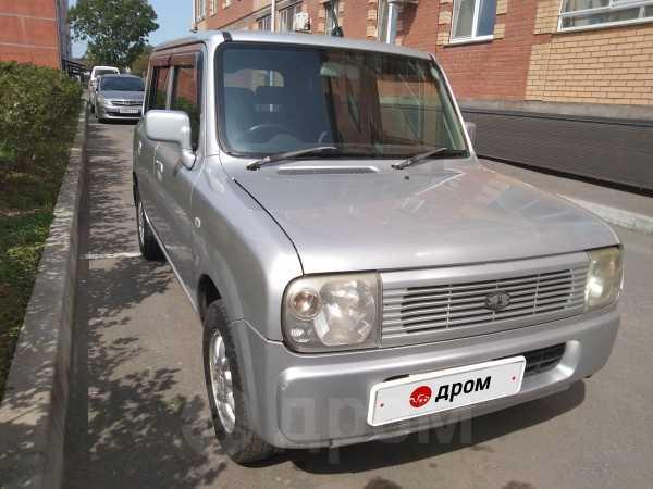 Suzuki Alto Lapin, 2002 год, 135 000 руб.