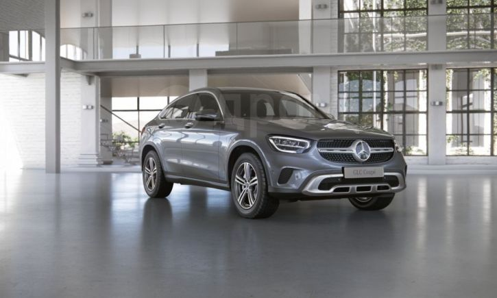 Mercedes-Benz GLC Coupe, 2020 год, 4 401 600 руб.