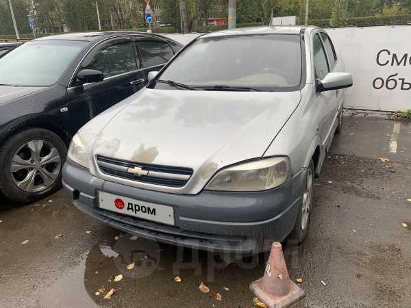 Chevrolet Viva, 2005 год, 110 000 руб.