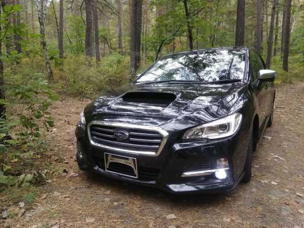Subaru Levorg, 2015 год, 959 000 руб.