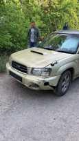 Subaru Forester, 2002 год, 405 000 руб.