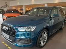 Новосибирск Audi Q7 2020