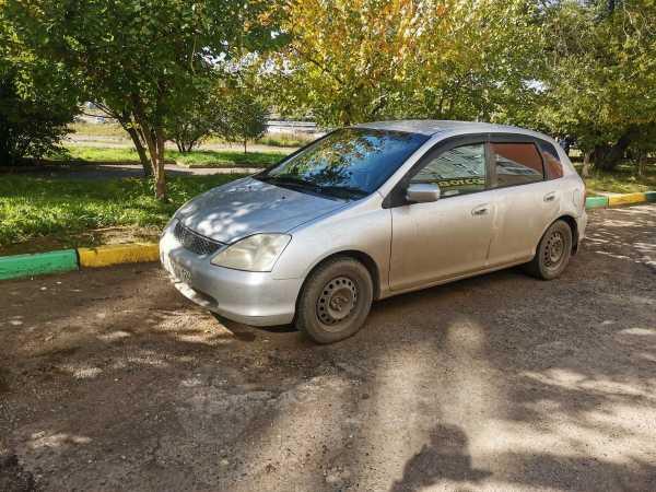 Honda Civic, 2000 год, 185 000 руб.