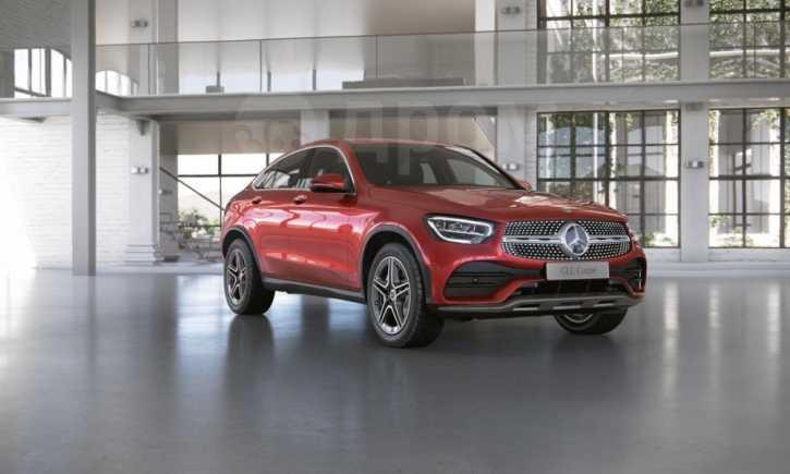 Mercedes-Benz GLC Coupe, 2020 год, 4 887 800 руб.
