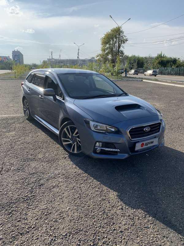 Subaru Levorg, 2015 год, 1 060 000 руб.