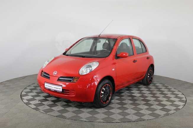 Nissan Micra, 2005 год, 255 000 руб.