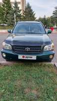 Toyota Highlander, 2003 год, 585 000 руб.