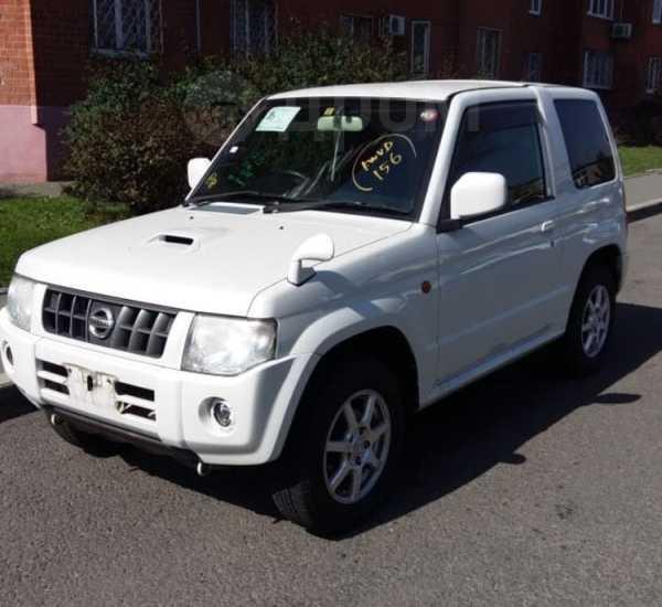 Nissan Kix, 2011 год, 480 000 руб.