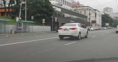 Владивосток Optima 2012