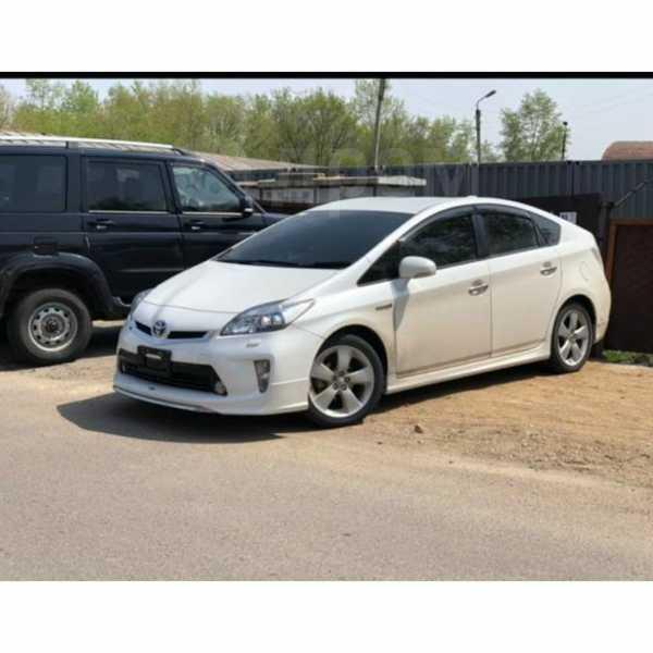 Toyota Prius, 2012 год, 885 000 руб.