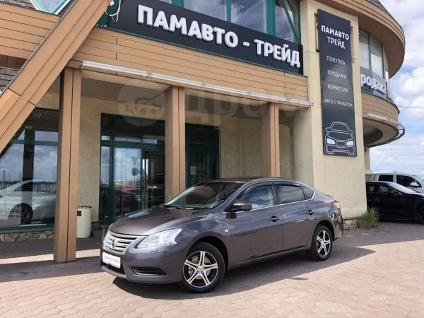 Nissan Sentra, 2014 год, 559 000 руб.