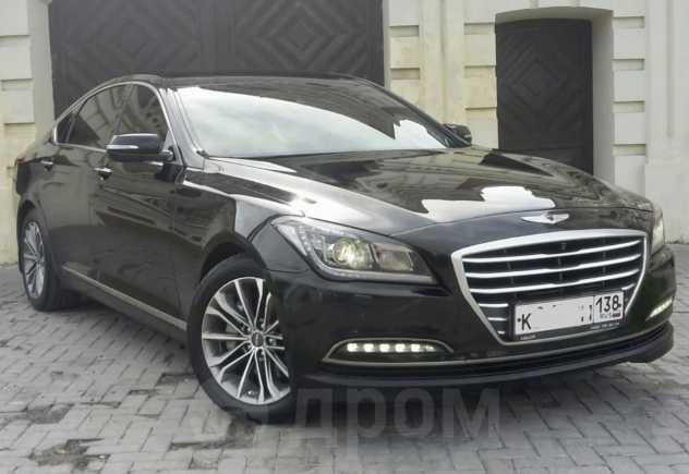 Hyundai Genesis, 2014 год, 1 298 000 руб.