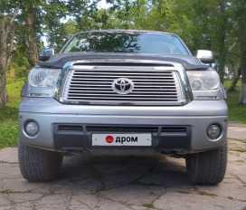 Вилючинск Toyota Tundra 2011