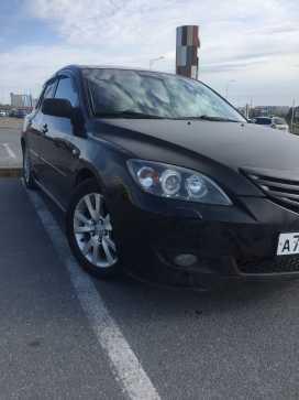 Нижневартовск Mazda3 2008