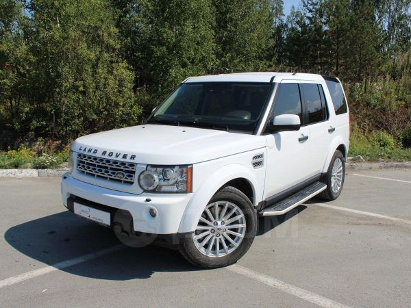Land Rover Discovery, 2012 год, 1 215 000 руб.