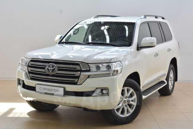 Toyota Land Cruiser, 2018 год, 4 845 000 руб.