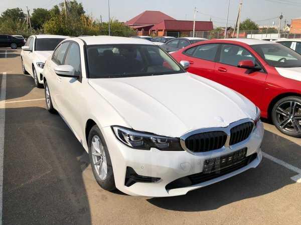 BMW 3-Series, 2020 год, 2 580 000 руб.