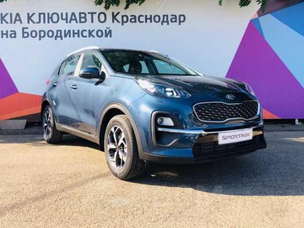 Kia Sportage, 2020 год, 1 584 900 руб.