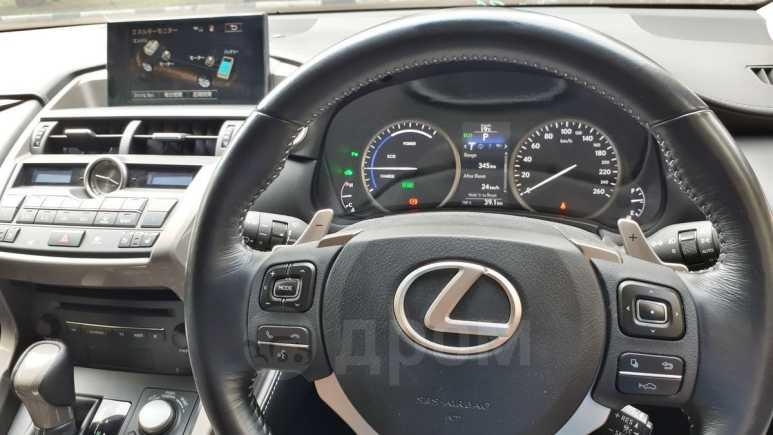 Lexus NX300h, 2016 год, 2 722 000 руб.
