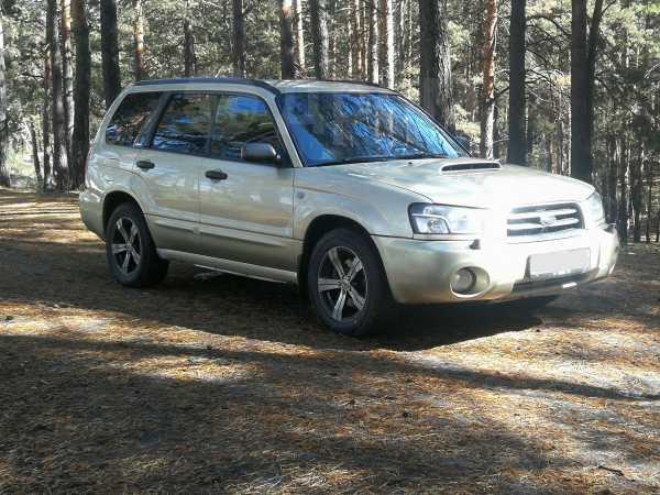 Subaru Forester, 2003 год, 485 000 руб.
