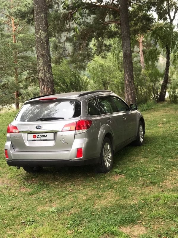 Subaru Outback, 2009 год, 890 000 руб.