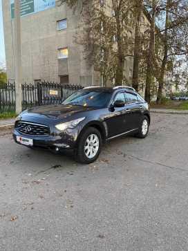 Иркутск FX35 2008