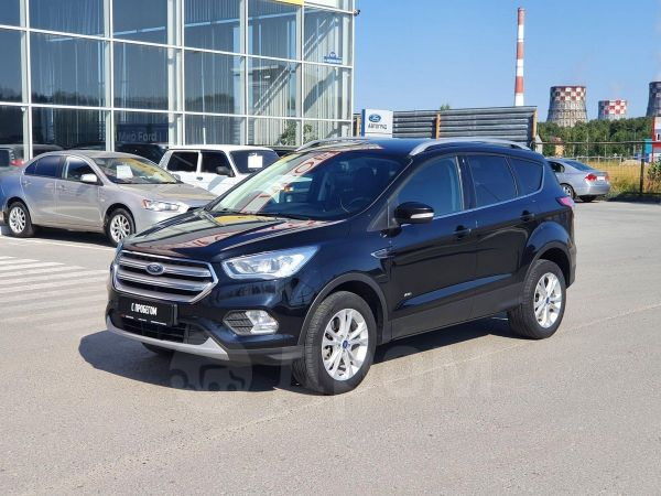 Ford Kuga, 2017 год, 1 304 000 руб.