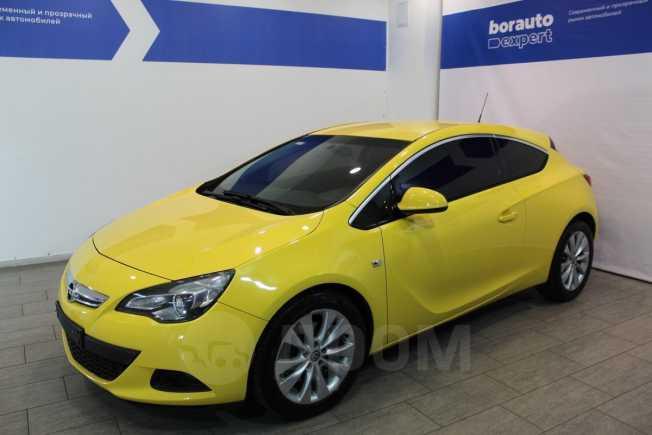 Opel Astra, 2012 год, 535 000 руб.