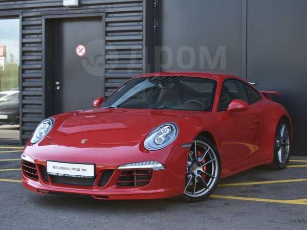 Porsche 911, 2015 год, 5 550 000 руб.
