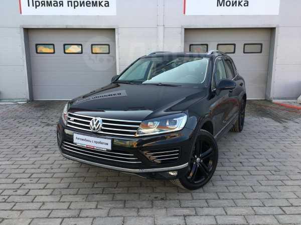 Volkswagen Touareg, 2016 год, 2 550 000 руб.
