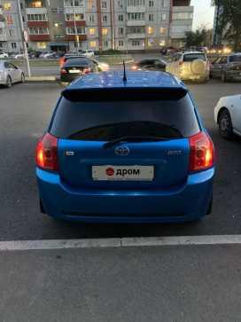 Абакан Corolla Runx 2005