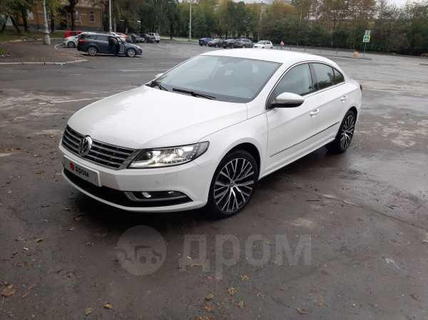 Volkswagen Passat CC, 2012 год, 1 000 000 руб.