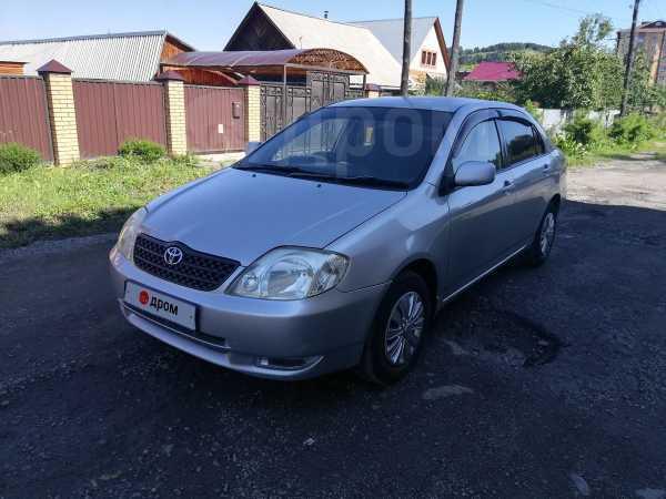 Toyota Corolla, 2000 год, 293 000 руб.
