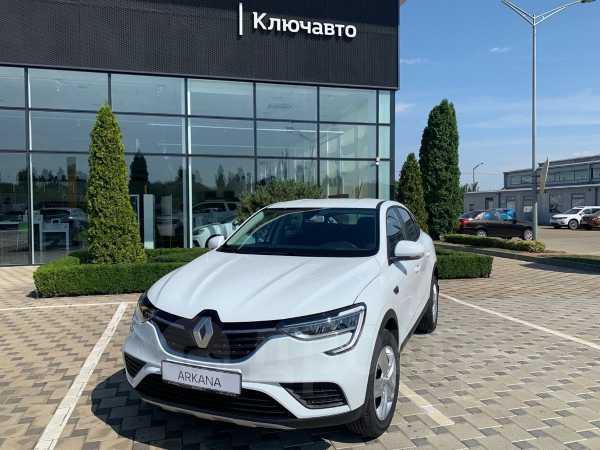 Renault Arkana, 2020 год, 1 375 000 руб.