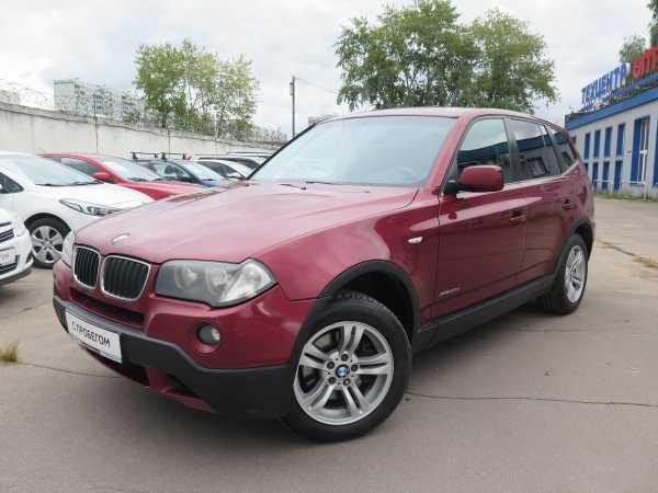 BMW X3, 2009 год, 585 000 руб.