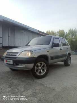 Томск Niva 2008