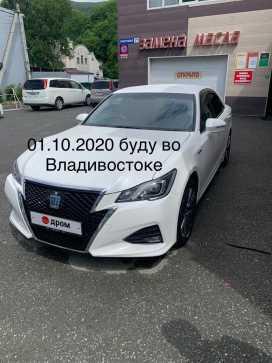 Дальнереченск Toyota Crown 2016