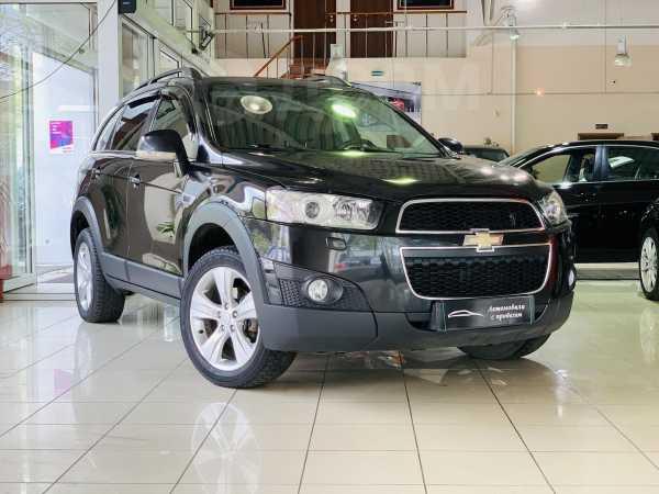Chevrolet Captiva, 2013 год, 739 900 руб.