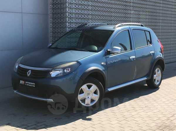 Renault Sandero Stepway, 2013 год, 397 000 руб.