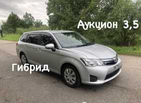 Хабаровск Corolla Fielder