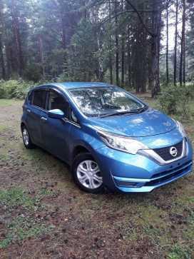 Улан-Удэ Nissan Note 2017