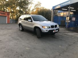 Екатеринбург BMW X5 2005