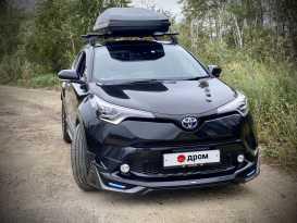 Комсомольск-на-Амуре Toyota C-HR 2018
