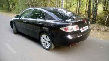 Шадринск Mazda6 2007